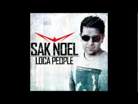 Sak Noel Ft  Sensato Del Patio & Pitbull - Crazy Loca People (Dj Kirtal  Dirty Remix)