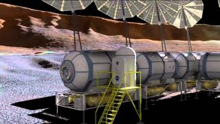 Space Station Live: Molecular Behavior of Solids, Liquids and Gases