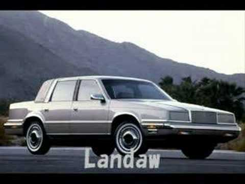 Chrysler NewYorker series History 1980~1993