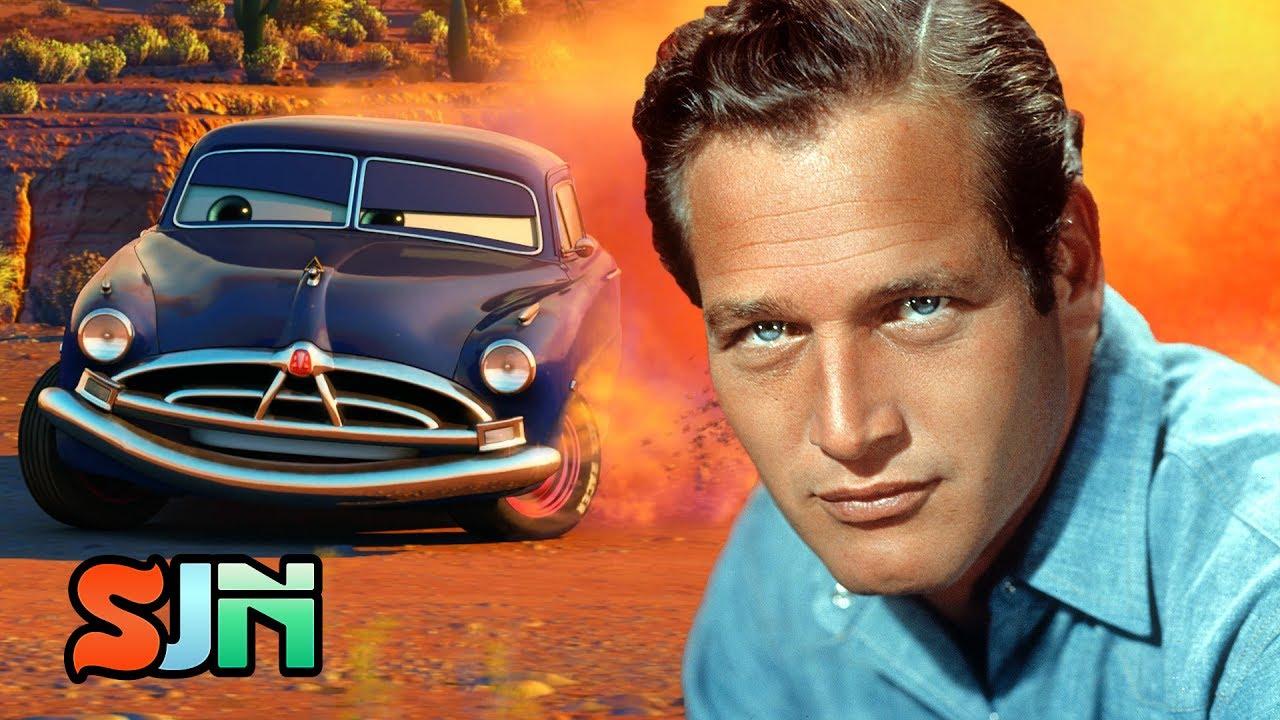 cars 3 to bring back paul newman u0026 39 s doc hudson