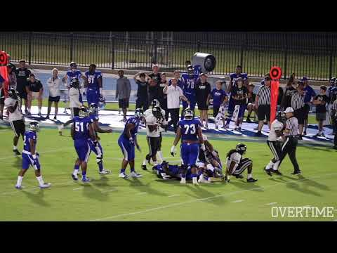 Bama Commit Trey Sanders Has EPIC TD To Save IMG! James Cook BALLS OUT In Loss!