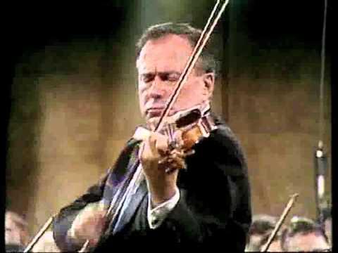 Brahms, Violin concerto op. 77  - Henryk Szeryng, Gary Bertini, JSO