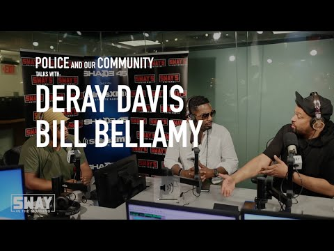 DeRay Davis and Bill Bellamy Get Serious as They Give Their Thoughts on Recent Tragedies in America