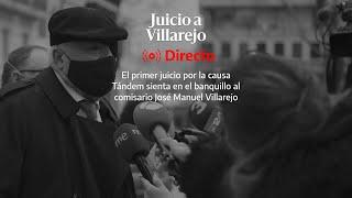 🔴 DIRECTO | Juicio a Villarejo: el excomisario se sienta en el banquillo de la Audiencia Nacional