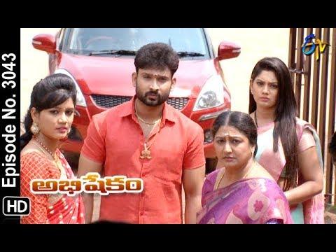 Abhishekam | 17th October 2018 | Full Episode No 3043 | ETV Telugu