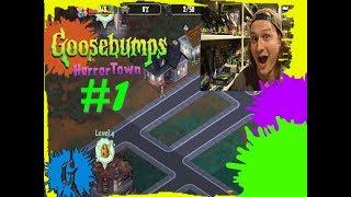 Goosebumps HorrorTown Playthrough #1