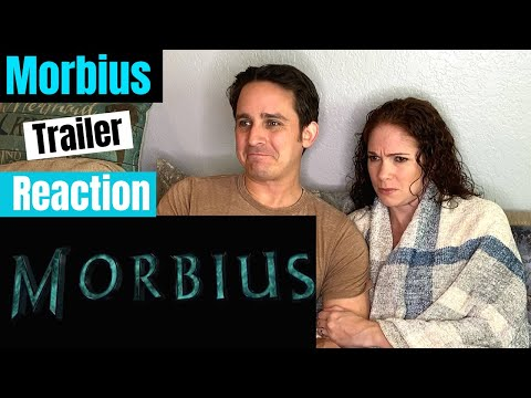 Morbius Official Teaser Trailer Reaction - First Time Watching