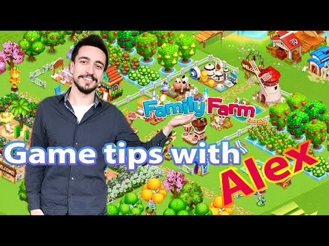Game Tips And Tricks With Alex! - Family Farm Seaside