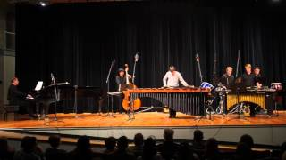 Sugaria - Concerto for Marimba by Eric Sammut