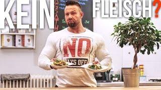 Bodybuilding ohne Fleisch?