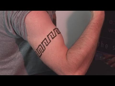 How To Design Henna For Men Youtube