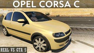 Opel Corsa C - Maxwell Asbo TOP 3 Customization (REAL vs GTA 5) #4