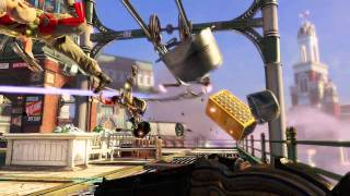 BioShock Infinite - E3 Gameplay Trailer