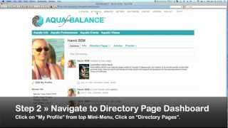 STEP-BY-STEP GUIDE: How to Add a Video to Directory Page?(, 2012-06-18T11:06:11.000Z)