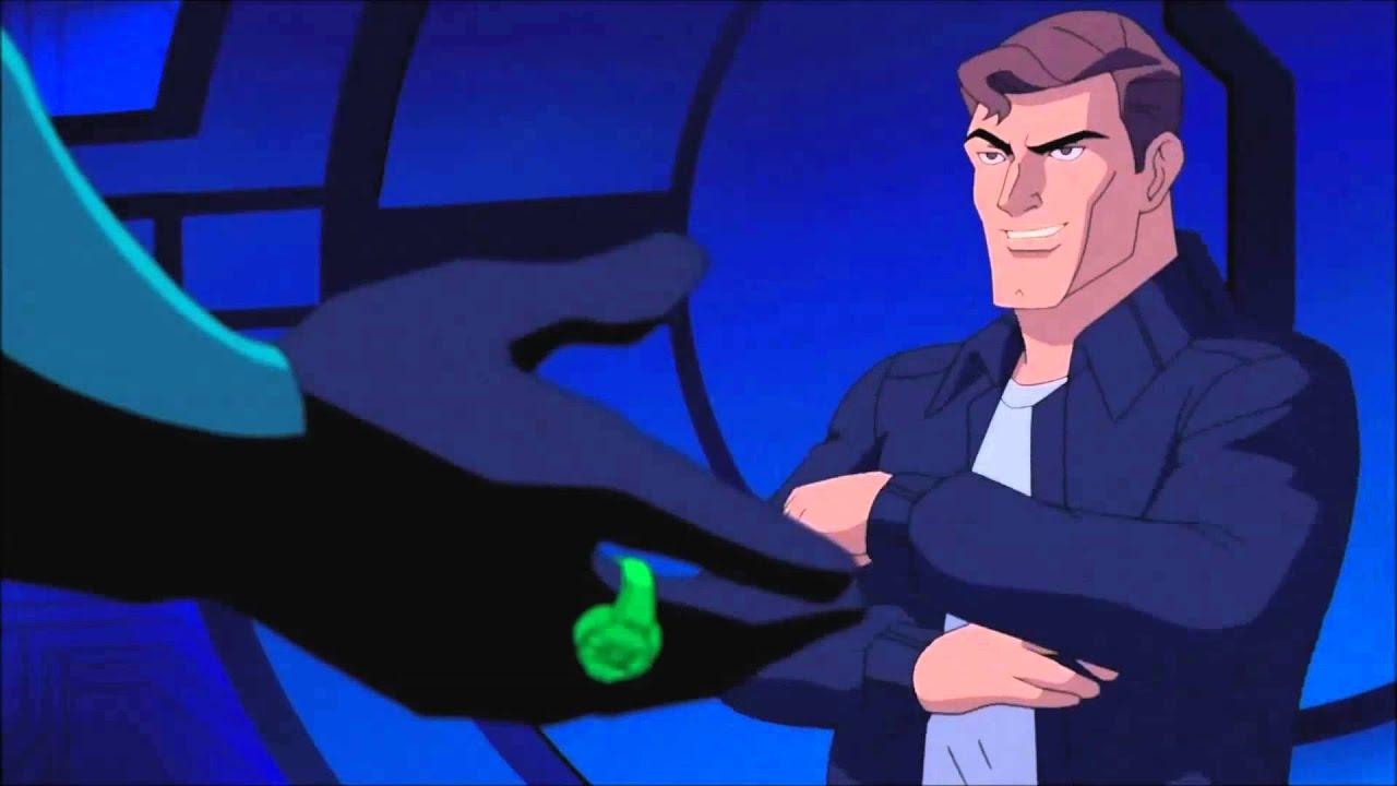 Download Green Lantern: Death and betrayal of Boodikka