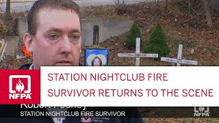 Surviving the Station Nightclub Fire