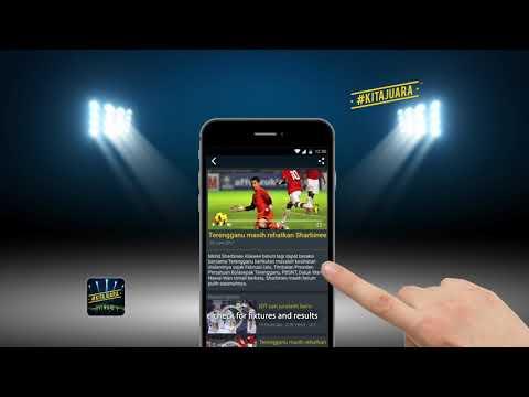 Kita Juara Mobile App Promo (ENG)