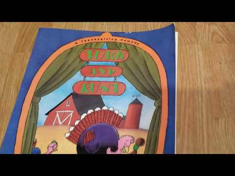 Reading out loud Turk and Runt / A Thanksgiving Comedy