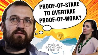 Cardano to Become 100x More Decentralized Than Bitcoin? Charles Hoskinson at Davos 2020