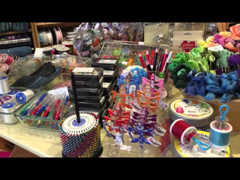 Patches and Buttons - Clitheroe Fabric/Haberdashery/Dressmaking Shop