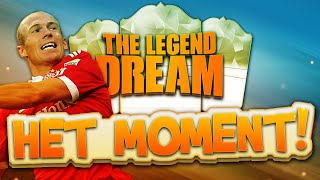 FIFA 16 | THE LEGEND DREAM | DIT IS HET MOMENT!! #18