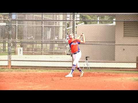 Hannah Cowley  Softball