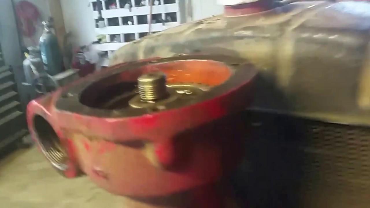 Farmall h repair - YouTube