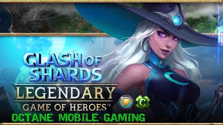 Legendary game of heroes - CLASH OF THE SHARDS - Possible Deck Combos screenshot 3