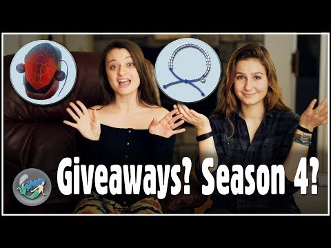 Life as a Mermaid ▷ Giveaways, Season 4, and Cool New Videos!