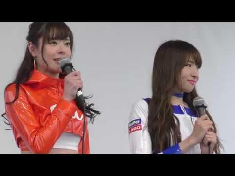 スーパーGT keeperエンジェルズ・auサーキットクイーン  岡山  2019.04.14