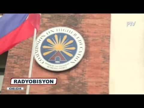 Polisiya sa paggamit ng P8-B higher education support fund, inilabas na ng CHED
