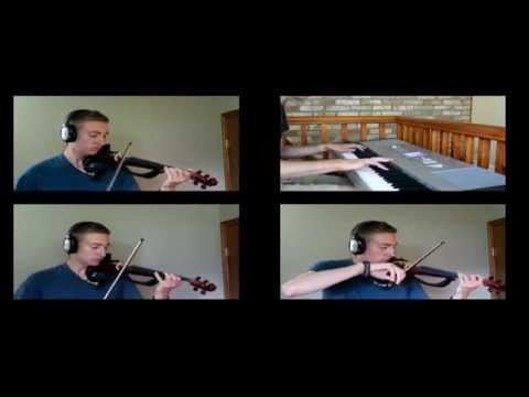 Ludovico Einaudi - Experience - Piano & Electric Violin Cover