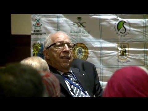 Mohamed T Khayyal | Egypt | Pharma Middle East 2015| Conference Series LLC
