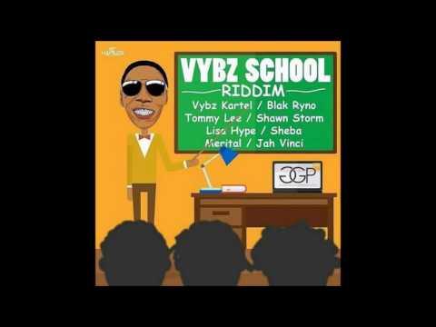 VYBZ SCHOOL RIDDIM (Mix-Oct 2016) GOOD GOOD PRODUCTIONS