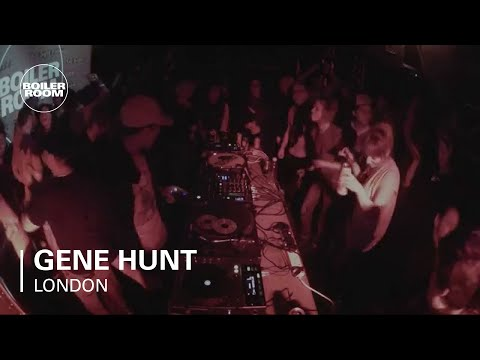 Gene Hunt Boiler Room London DJ Set