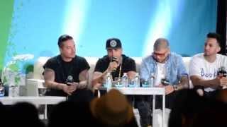 J Balvin, J Alvarez, Plan B, Farruko, Nicky Jam, Justin Quiles en #BBLatin 2015
