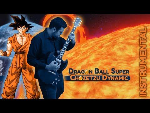 "Dragon Ball Super Opening ""Chozetsu☆Dynamic!"" 【INSTRUMENTAL】 OMAR1UP"