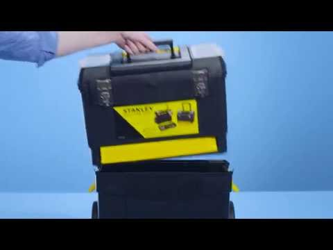 Stanley Mobile Work Centre | Clas Ohlson
