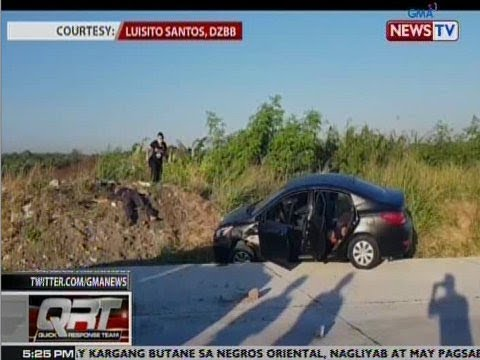 QRT: 4 na hinihinalang carnapper, patay sa police operation sa Muntinlupa