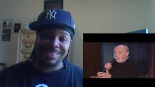"""Baby Dyce Reacts to - George Carlin """"Pride"""""""
