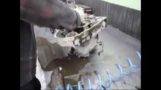 Бөлшектеу АКПП AF-17 Опель Астра/Dismantling Aisin Warner AW60-41SN Opel Astra
