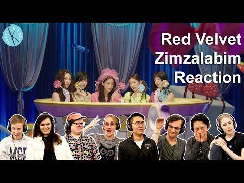 Classical Musicians React: Red Velvet 'Zimzalabim'