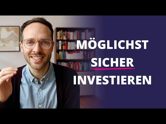Ohne Angst sicher mit dem Investieren beginnen (für alle, die schon ewig darüber nachdenken)