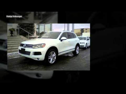 2013 Volkswagen Touareg TDI Execline
