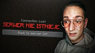 ZAMKNĄŁEM SWÓJ SERWER w Minecraft.. *NAPRAWDĘ*