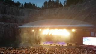 Sting Fragile June 16th at Dalhalla, Sweden