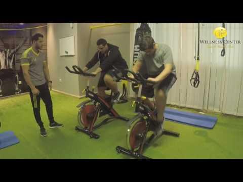 Wellness Center - Spa & Health Club - Qatar