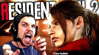 L'HISTOIRE DE CLAIRE Bis !!  Resident Evil 2 Remake (Claire Bis #1)
