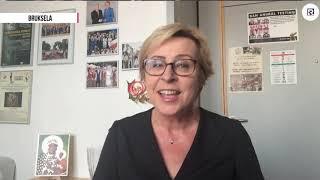 JADWIGA WIŚNIEWSKA (europoseł PiS) - Mocno o Timmermansie: Bankrut polityczny poucza Polskę