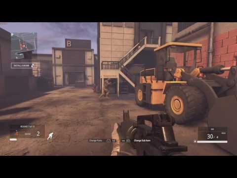 Operation 7 Revolution ll Gameplay en Power Plant con M4 ll PS4